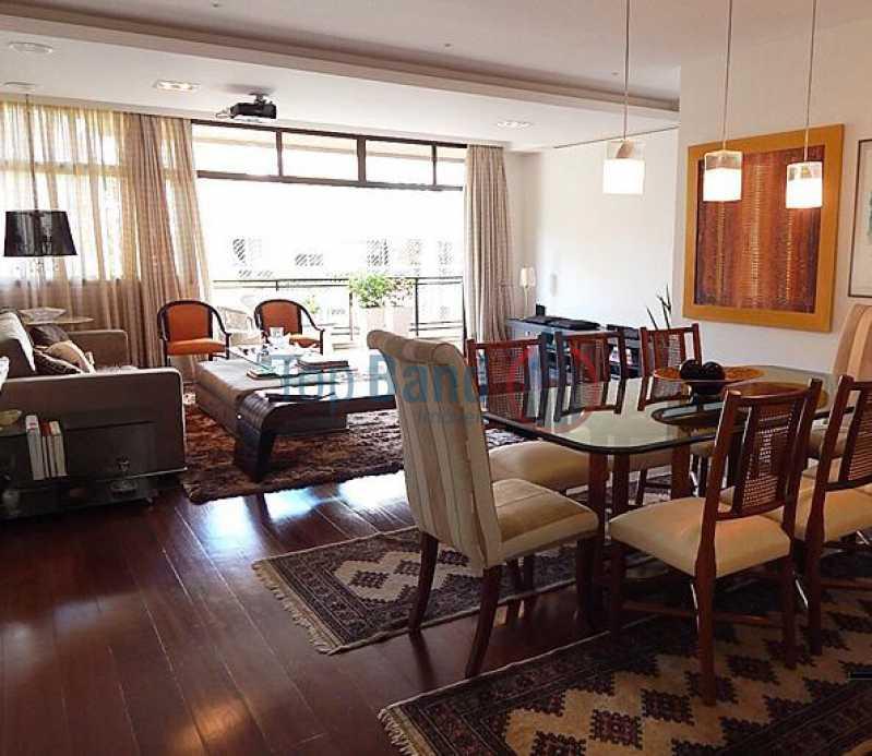 IMG-20190725-WA0065 - Apartamento À Venda Rua Barão da Torre,Ipanema, Rio de Janeiro - R$ 4.500.000 - TIAP30259 - 1
