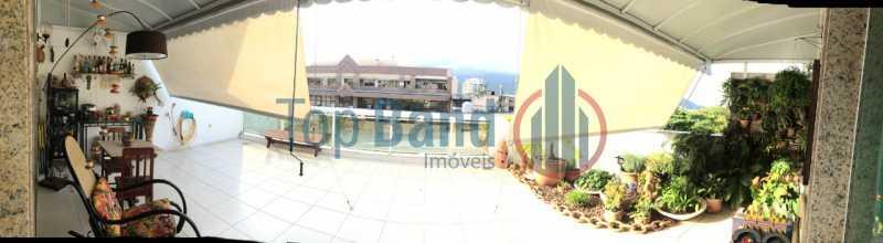 121d1cd1-ee64-45db-830a-ca713c - Cobertura à venda Rua Ministro Aliomar Baleeiro,Recreio dos Bandeirantes, Rio de Janeiro - R$ 980.000 - TICO30030 - 20