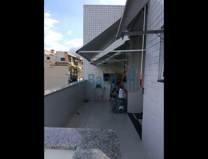cead9d5f-e92d-4907-81e7-601f92 - Cobertura à venda Rua Ministro Aliomar Baleeiro,Recreio dos Bandeirantes, Rio de Janeiro - R$ 980.000 - TICO30030 - 11