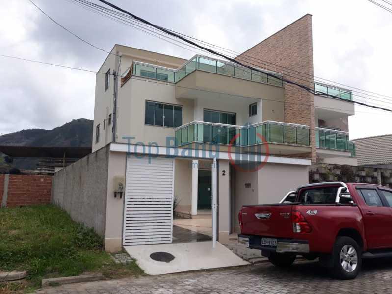 1 - Casa em Condomínio 5 quartos à venda Vargem Pequena, Rio de Janeiro - R$ 850.000 - TICN50022 - 1