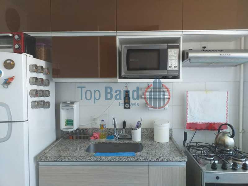 6e4072ad-1aac-4049-ad42-cc35bb - Apartamento À Venda Estrada dos Bandeirantes,Curicica, Rio de Janeiro - R$ 280.000 - TIAP20375 - 9