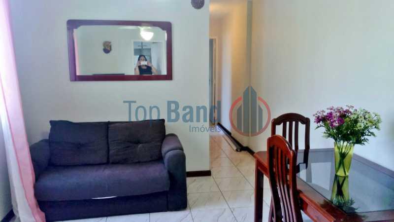 04c86b10-be22-423d-96ba-ffff89 - Apartamento à venda Estrada dos Bandeirantes,Curicica, Rio de Janeiro - R$ 230.000 - TIAP20380 - 1