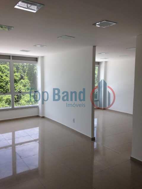 IMG_0677 - Sala Comercial 25m² à venda Barra da Tijuca, Rio de Janeiro - R$ 274.000 - TISL00111 - 18
