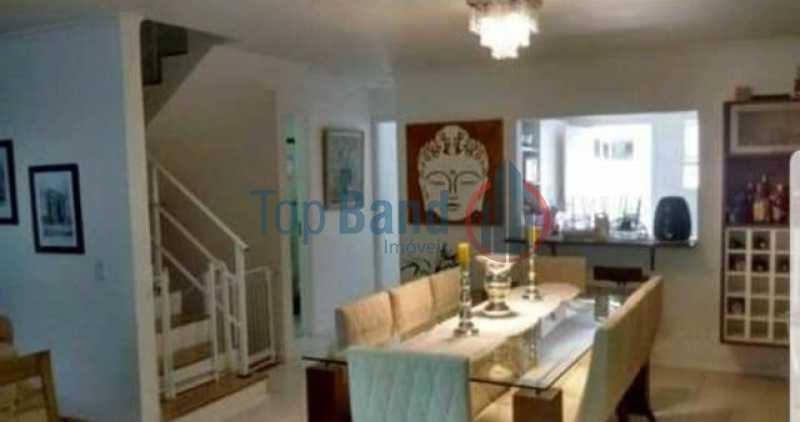 567917083794364 - Casa em Condomínio à venda Rua Orígenes Lessa,Recreio dos Bandeirantes, Rio de Janeiro - R$ 1.100.000 - TICN50023 - 1