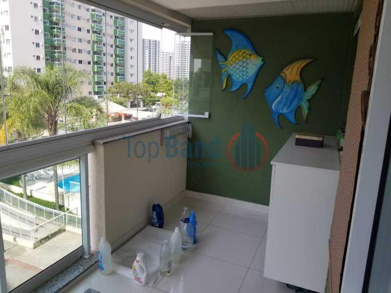 55b25006-fcf1-4b7c-8249-3977d7 - Apartamento à venda Avenida Olof Palme,Camorim, Rio de Janeiro - R$ 369.000 - TIAP20402 - 25