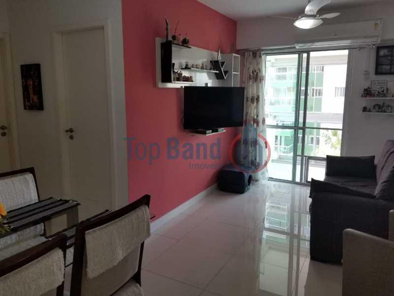 c93d6f06-38b2-4113-8d3a-6eef54 - Apartamento à venda Avenida Olof Palme,Camorim, Rio de Janeiro - R$ 369.000 - TIAP20402 - 1