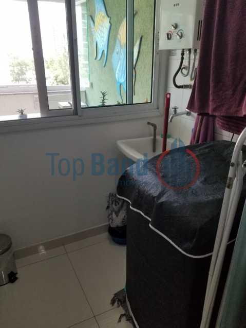 d0111e11-eee4-40e3-b915-d2d5f2 - Apartamento à venda Avenida Olof Palme,Camorim, Rio de Janeiro - R$ 369.000 - TIAP20402 - 10