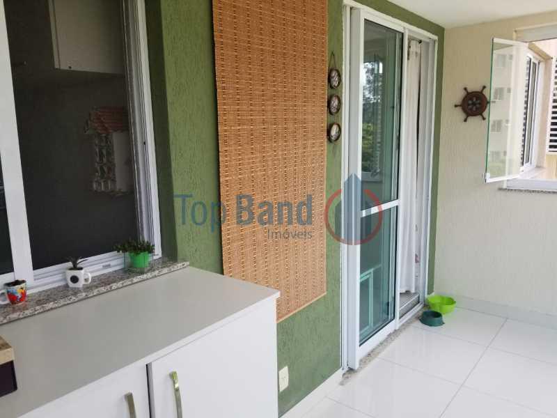 f899305b-8304-4c63-bfd2-5c6bb3 - Apartamento à venda Avenida Olof Palme,Camorim, Rio de Janeiro - R$ 369.000 - TIAP20402 - 24