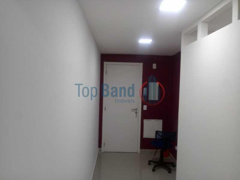 1 - Sala Comercial 30m² para venda e aluguel Avenida das Américas,Recreio dos Bandeirantes, Rio de Janeiro - R$ 160.000 - TISL00115 - 1