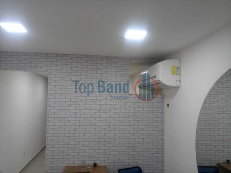 2 - Sala Comercial 30m² para venda e aluguel Avenida das Américas,Recreio dos Bandeirantes, Rio de Janeiro - R$ 160.000 - TISL00115 - 3