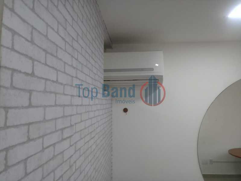 4 - Sala Comercial 30m² para venda e aluguel Avenida das Américas,Recreio dos Bandeirantes, Rio de Janeiro - R$ 160.000 - TISL00115 - 5