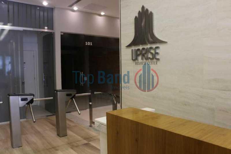 8 - Sala Comercial 30m² para venda e aluguel Avenida das Américas,Recreio dos Bandeirantes, Rio de Janeiro - R$ 160.000 - TISL00115 - 9