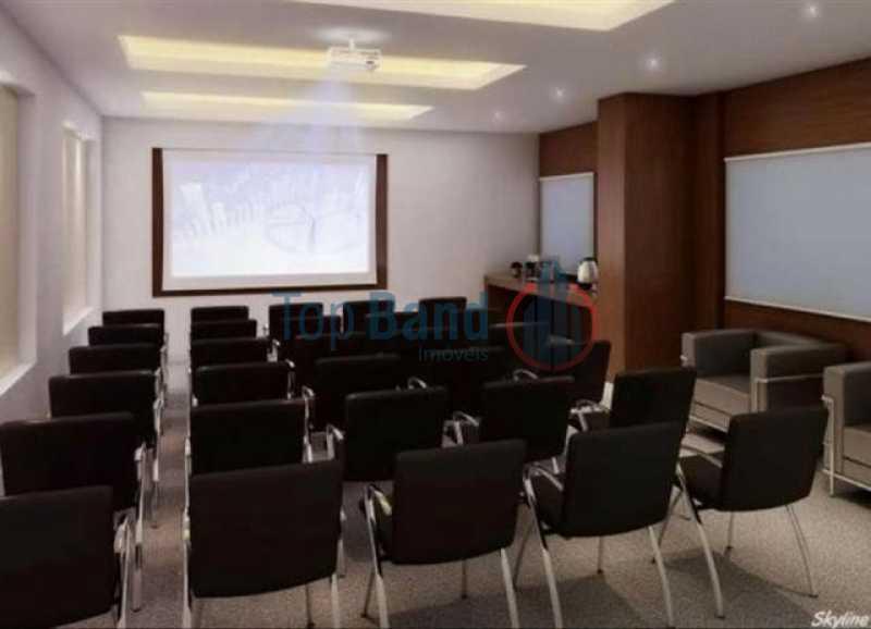 11 - Sala Comercial 30m² para venda e aluguel Avenida das Américas,Recreio dos Bandeirantes, Rio de Janeiro - R$ 160.000 - TISL00115 - 11