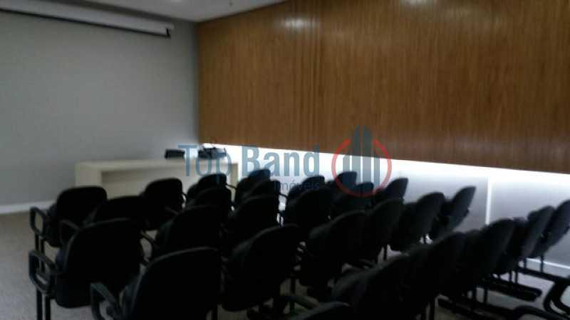 13 - Sala Comercial 30m² para venda e aluguel Avenida das Américas,Recreio dos Bandeirantes, Rio de Janeiro - R$ 160.000 - TISL00115 - 13