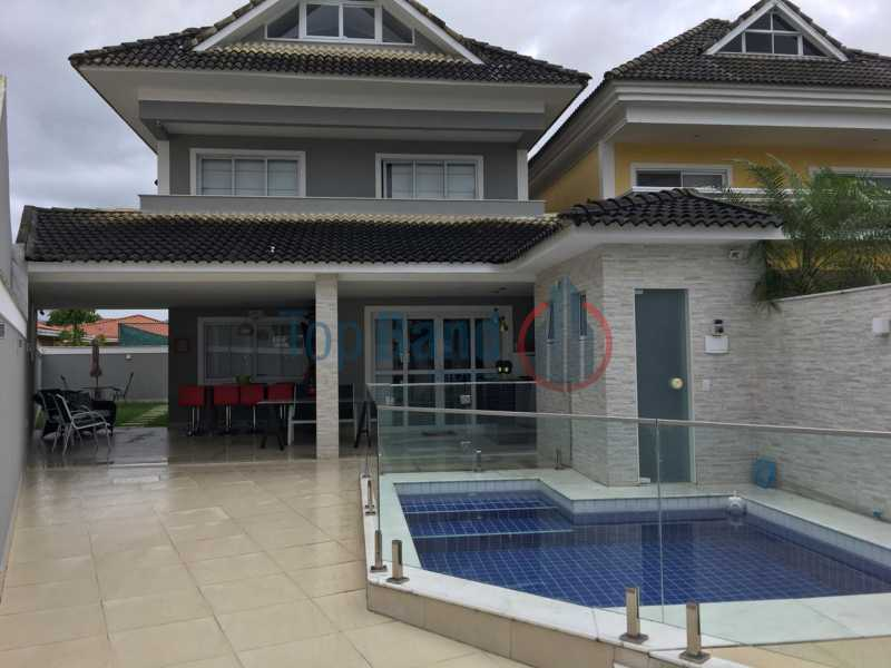 e996b548-9550-4b95-b053-e725a5 - Casa em Condomínio Estrada Vereador Alceu de Carvalho,Vargem Grande, Rio de Janeiro, RJ À Venda, 4 Quartos, 285m² - TICN40086 - 1