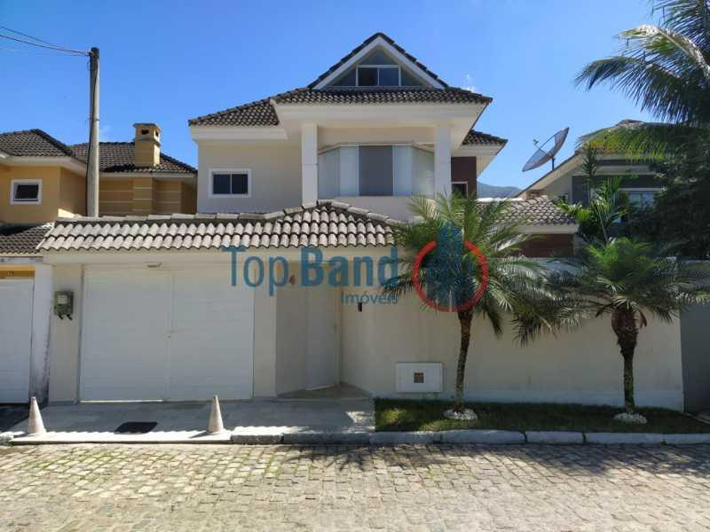 1 - Casa em Condomínio à venda Estrada do Sacarrão,Vargem Grande, Rio de Janeiro - R$ 870.000 - TICN40087 - 1