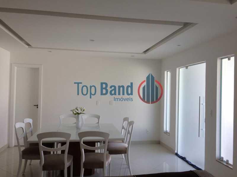 5 - Casa em Condomínio à venda Estrada do Sacarrão,Vargem Grande, Rio de Janeiro - R$ 870.000 - TICN40087 - 6