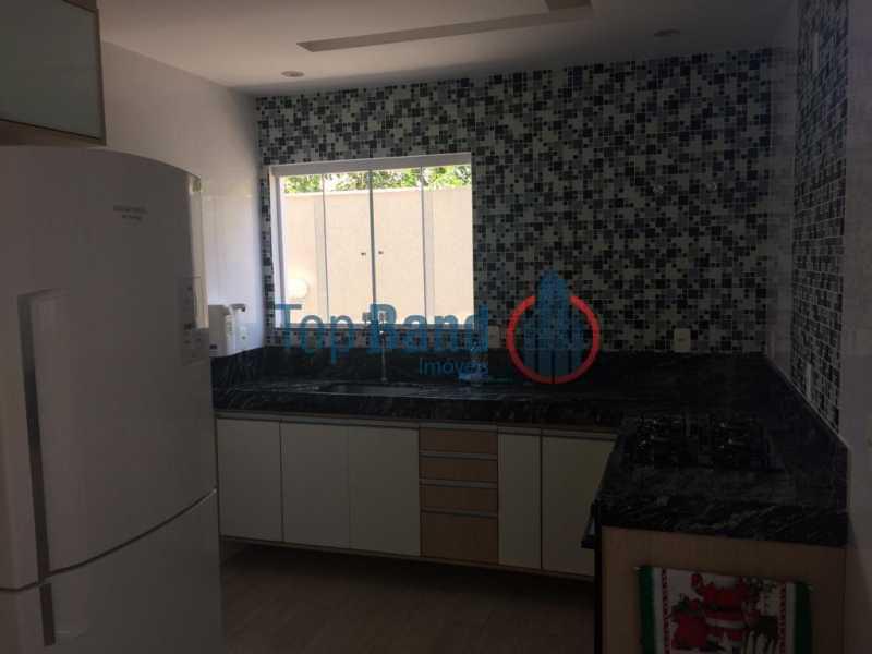 8 - Casa em Condomínio à venda Estrada do Sacarrão,Vargem Grande, Rio de Janeiro - R$ 870.000 - TICN40087 - 9