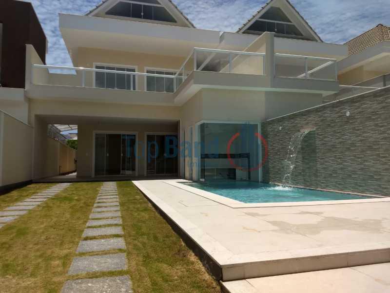 1 - Casa em Condomínio 5 quartos à venda Recreio dos Bandeirantes, Rio de Janeiro - R$ 2.000.000 - TICN50024 - 1