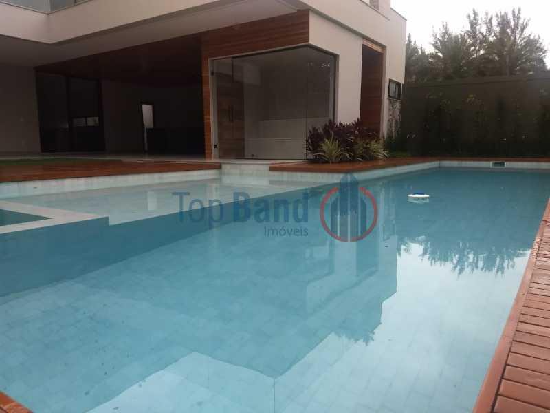 2 - Casa em Condomínio à venda Rua Rachel de Queiroz,Barra da Tijuca, Rio de Janeiro - R$ 5.900.000 - TICN50027 - 3