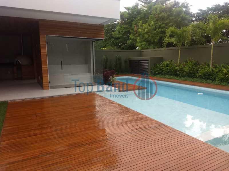 3 - Casa em Condomínio à venda Rua Rachel de Queiroz,Barra da Tijuca, Rio de Janeiro - R$ 5.900.000 - TICN50027 - 4