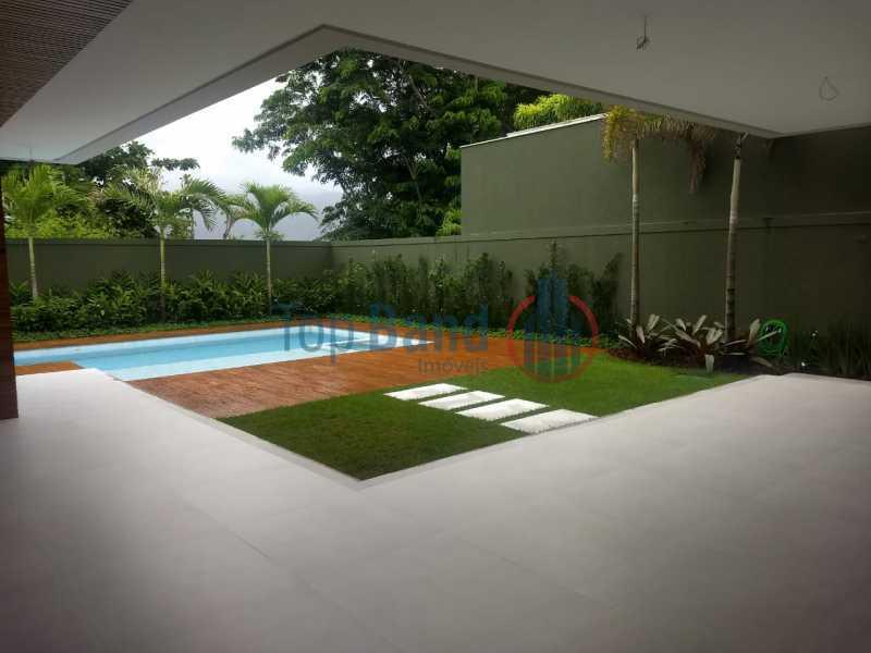 4 - Casa em Condomínio à venda Rua Rachel de Queiroz,Barra da Tijuca, Rio de Janeiro - R$ 5.900.000 - TICN50027 - 5