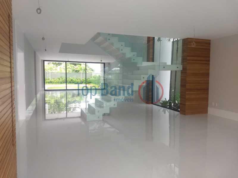 8 - Casa em Condomínio à venda Rua Rachel de Queiroz,Barra da Tijuca, Rio de Janeiro - R$ 5.900.000 - TICN50027 - 9