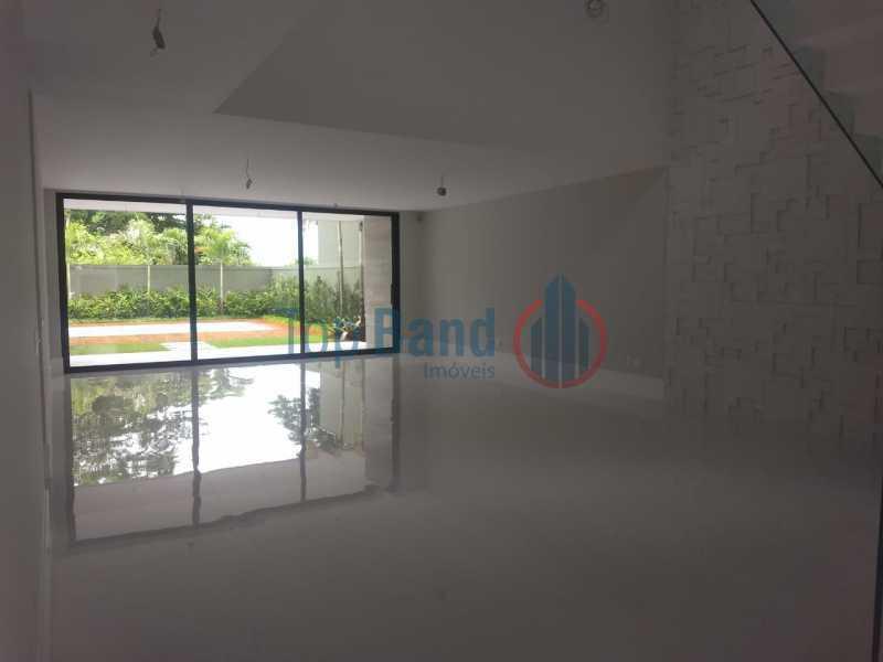 9 - Casa em Condomínio à venda Rua Rachel de Queiroz,Barra da Tijuca, Rio de Janeiro - R$ 5.900.000 - TICN50027 - 10