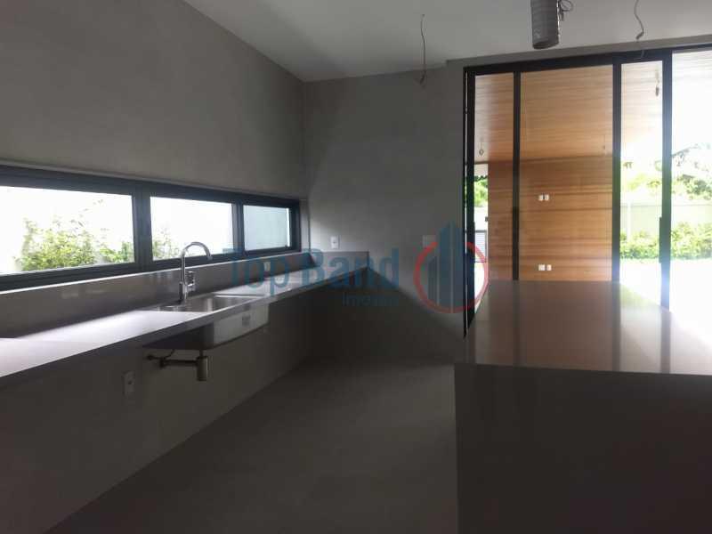 13 - Casa em Condomínio à venda Rua Rachel de Queiroz,Barra da Tijuca, Rio de Janeiro - R$ 5.900.000 - TICN50027 - 14