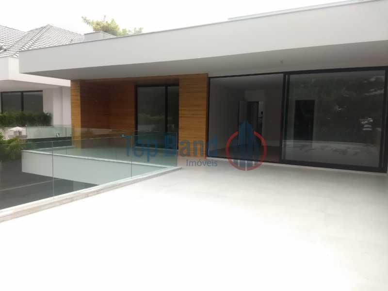 18 - Casa em Condomínio à venda Rua Rachel de Queiroz,Barra da Tijuca, Rio de Janeiro - R$ 5.900.000 - TICN50027 - 19