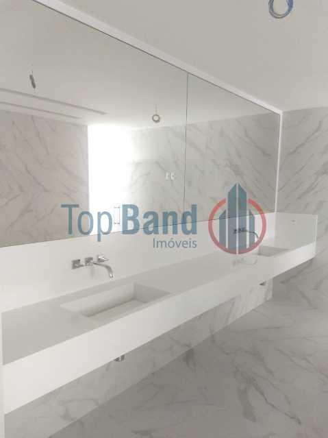 20 - Casa em Condomínio à venda Rua Rachel de Queiroz,Barra da Tijuca, Rio de Janeiro - R$ 5.900.000 - TICN50027 - 21
