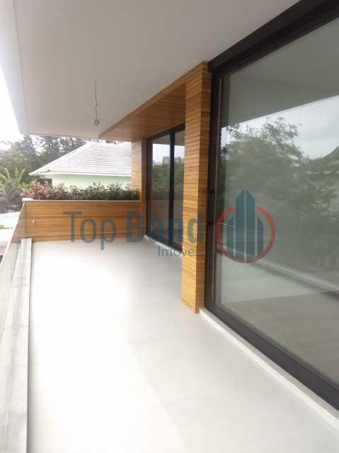24 - Casa em Condomínio à venda Rua Rachel de Queiroz,Barra da Tijuca, Rio de Janeiro - R$ 5.900.000 - TICN50027 - 25