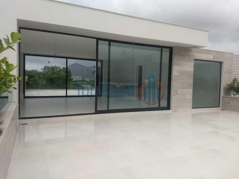 28 - Casa em Condomínio à venda Rua Rachel de Queiroz,Barra da Tijuca, Rio de Janeiro - R$ 5.900.000 - TICN50027 - 29