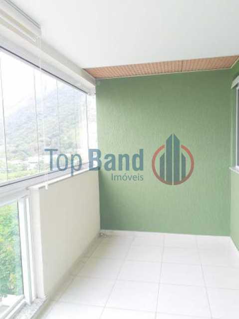 568926110459315 - Apartamento 2 quartos à venda Camorim, Rio de Janeiro - R$ 420.000 - TIAP20419 - 1