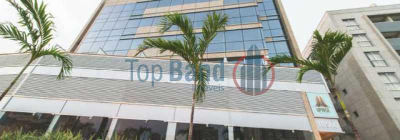 1 - Sala Comercial 70m² para alugar Recreio dos Bandeirantes, Rio de Janeiro - R$ 1.800 - TISL00119 - 1