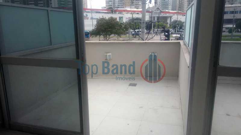 12 - Sala Comercial 70m² para alugar Recreio dos Bandeirantes, Rio de Janeiro - R$ 1.800 - TISL00119 - 13