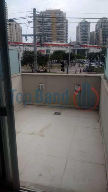 14 - Sala Comercial 70m² para alugar Recreio dos Bandeirantes, Rio de Janeiro - R$ 1.800 - TISL00119 - 15
