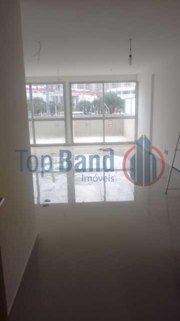 17 - Sala Comercial 70m² para alugar Recreio dos Bandeirantes, Rio de Janeiro - R$ 1.800 - TISL00119 - 18