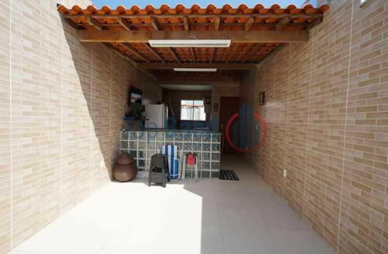 be474d46-c09c-455d-9060-f3ebf3 - Casa de Vila 2 quartos à venda Curicica, Rio de Janeiro - R$ 290.000 - TICV20006 - 9