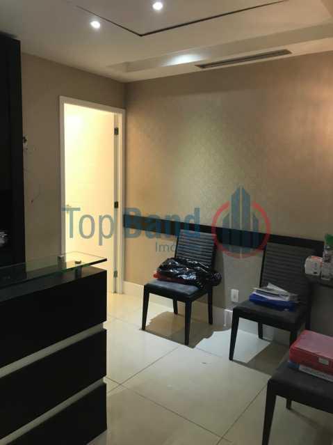 78f3778f-d3c4-482b-b839-e354f1 - Sala Comercial 40m² à venda Avenida das Américas,Barra da Tijuca, Rio de Janeiro - R$ 400.000 - TISL00120 - 1