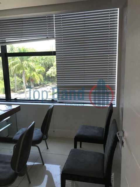 87a6b5e4-6503-45d1-b89f-9bfe4d - Sala Comercial 40m² à venda Avenida das Américas,Barra da Tijuca, Rio de Janeiro - R$ 400.000 - TISL00120 - 5