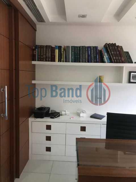 cb8d155a-85ea-4396-83f9-3d5cfa - Sala Comercial 40m² à venda Avenida das Américas,Barra da Tijuca, Rio de Janeiro - R$ 400.000 - TISL00120 - 4