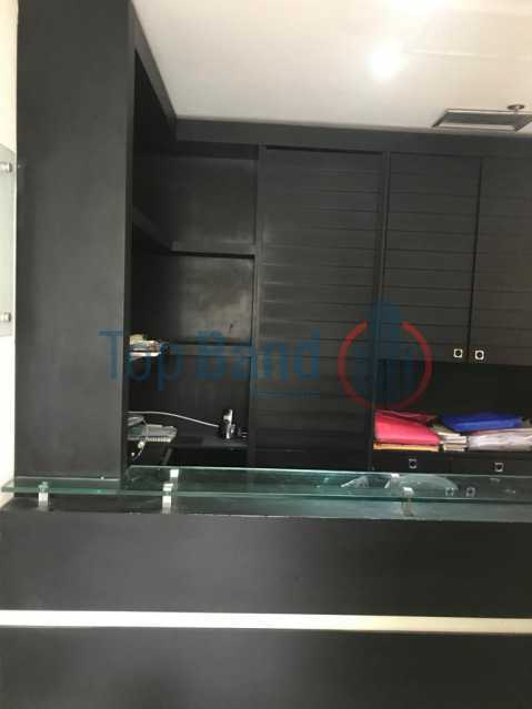 f339d57e-cb5d-4be4-867f-01b896 - Sala Comercial 40m² à venda Avenida das Américas,Barra da Tijuca, Rio de Janeiro - R$ 400.000 - TISL00120 - 9