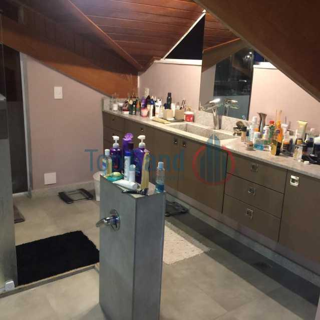 c - Casa em Condomínio à venda Rua Professora Isabel Monerat,Recreio dos Bandeirantes, Rio de Janeiro - R$ 3.800.000 - TICN40096 - 25