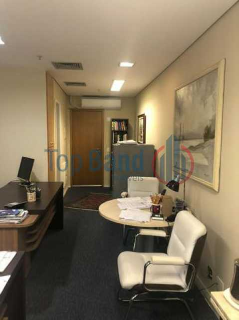 182918105370016 - Sala Comercial 27m² à venda Barra da Tijuca, Rio de Janeiro - R$ 225.000 - TISL00121 - 4