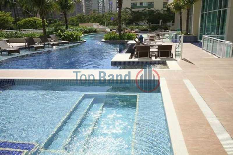 254925108844476 - Apartamento à venda Rua Franz Weissman,Jacarepaguá, Rio de Janeiro - R$ 397.000 - TIAP20423 - 4
