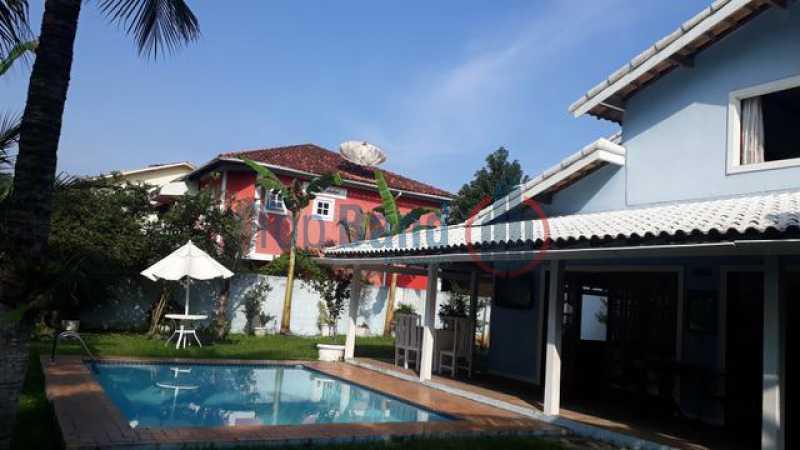 1 - Casa em Condomínio 3 quartos à venda Vargem Grande, Rio de Janeiro - R$ 800.000 - TICN30073 - 1