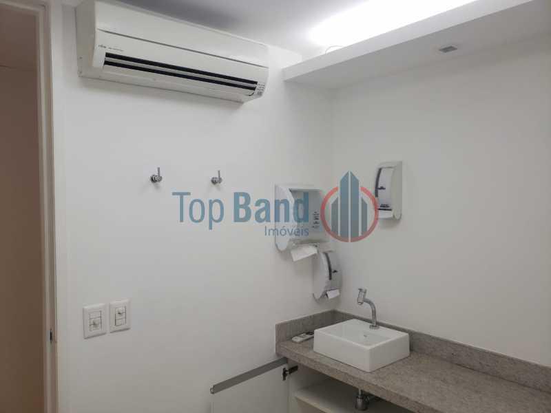 26f2d643-c087-4a53-ae26-510688 - Sala Comercial Barra da Tijuca, Rio de Janeiro, RJ Para Alugar, 60m² - TISL00124 - 4