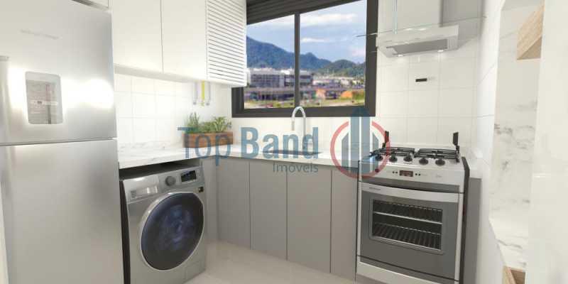 0382dd35-66fe-4188-9c33-abcfee - Apartamento 2 quartos à venda Recreio dos Bandeirantes, Rio de Janeiro - R$ 489.000 - TIAP20428 - 16