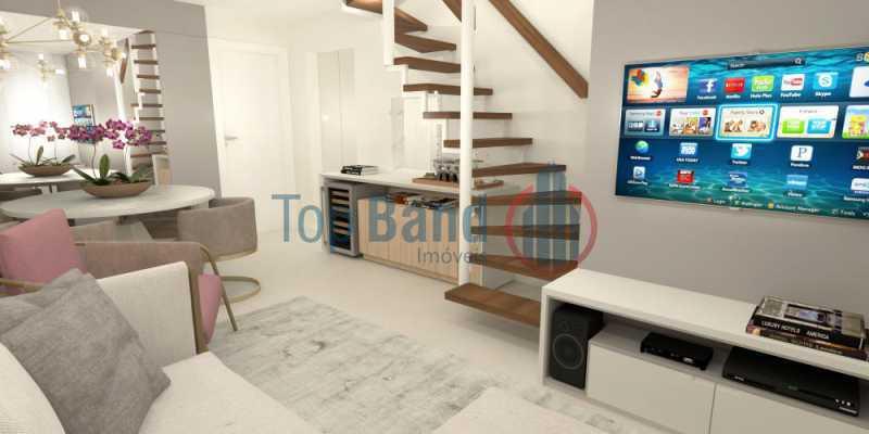 95384b83-6aa0-41f2-8166-abd52e - Apartamento 2 quartos à venda Recreio dos Bandeirantes, Rio de Janeiro - R$ 489.000 - TIAP20428 - 5